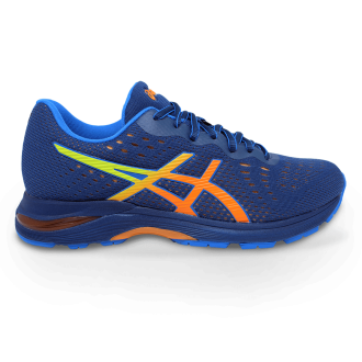 Imagem - Tenis Asics 1z11a009-402 Gel-kihai Mako Blue/shoking Orange - 19991Z11A009-4025