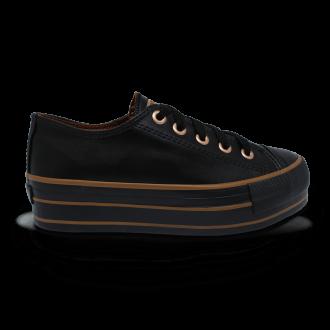 Imagem - Tenis Capricho Cp0599 Likes Platform Class /cobre - 50100097CP05991