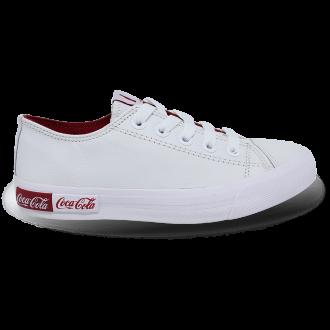 Imagem - Tenis Casual Coca-cola Cc1752  Couro - 10000CC17522