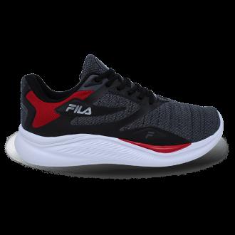 Imagem - Tenis Fila 11j694x.4120 Discovery Black/red/gra - 5711J694X.41201