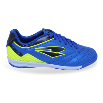 Imagem - Tenis Futsal Dray 377 15.24 /verde Limao - 20001637715.24505