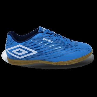 Imagem - Tenis Futsal Umbro Of82053 Speed iv jr /marinho/b - 8OF820533728842775