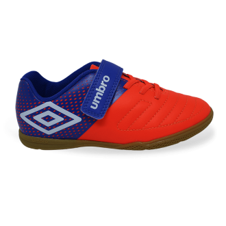 Imagem - Tenis Futsal Umbro Of82055 Spirity Kids  - 8OF82055827496032200041
