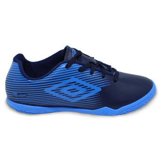 Imagem - Tenis Futsal Umbro Of82058 f5 Light jr Marinho/ - 8OF820587338278635
