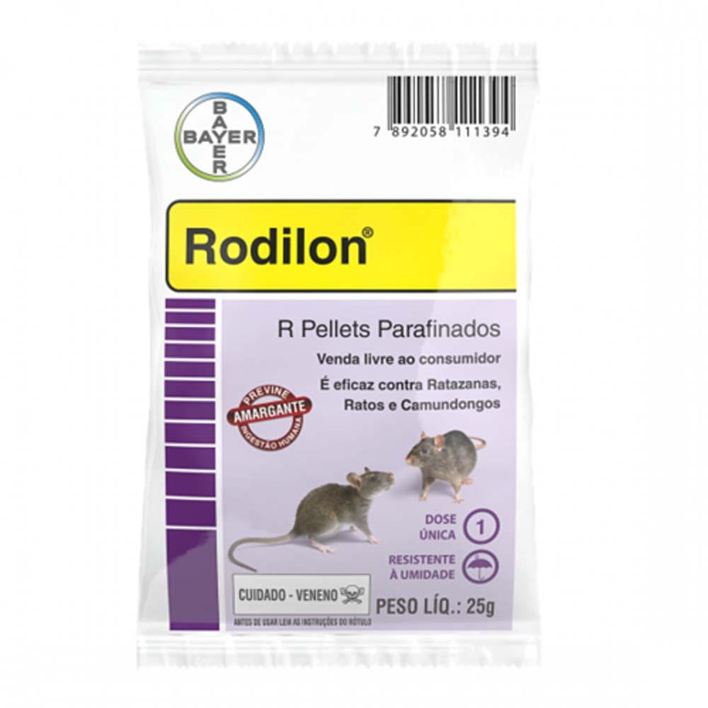 Imagem - RODILON PELLETS - 25 GR cód: 16-0004
