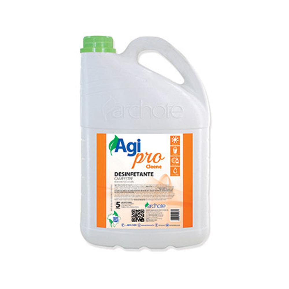 Imagem - Agipro cleene desinfetante pinho 5L cód: 21-0006