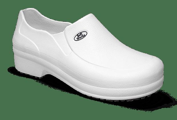 Imagem - Sapato Unisex EVA Soft Works Antiderrapante BB65 | Cor: Marinho | Tamanho: 37 cód: 22-0002-37