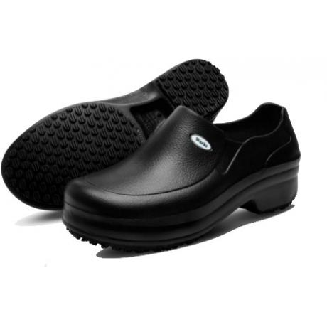 Imagem - Sapato Unisex EVA Soft Works Antiderrapante BB65 | Cor: Marinho | Tamanho: 37 cód: 22-0002PT