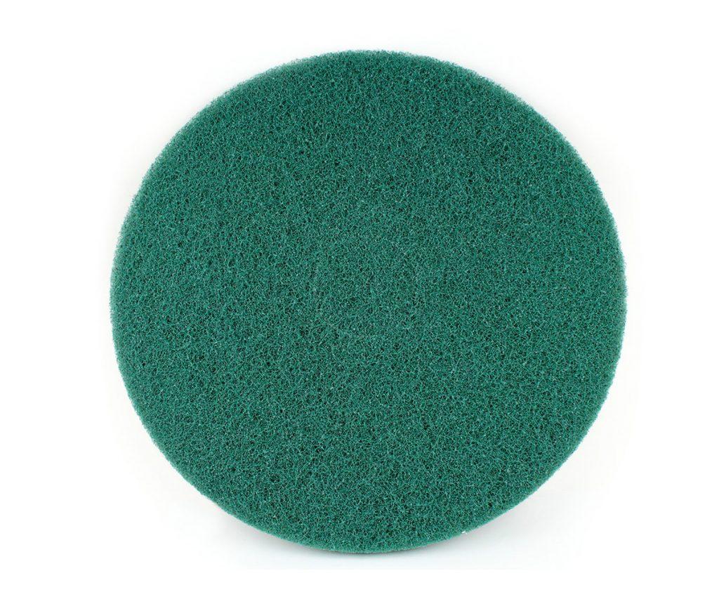 Imagem - Disco British Limpador Verde Plus 350 | Cor: Verde cód: 9-0013