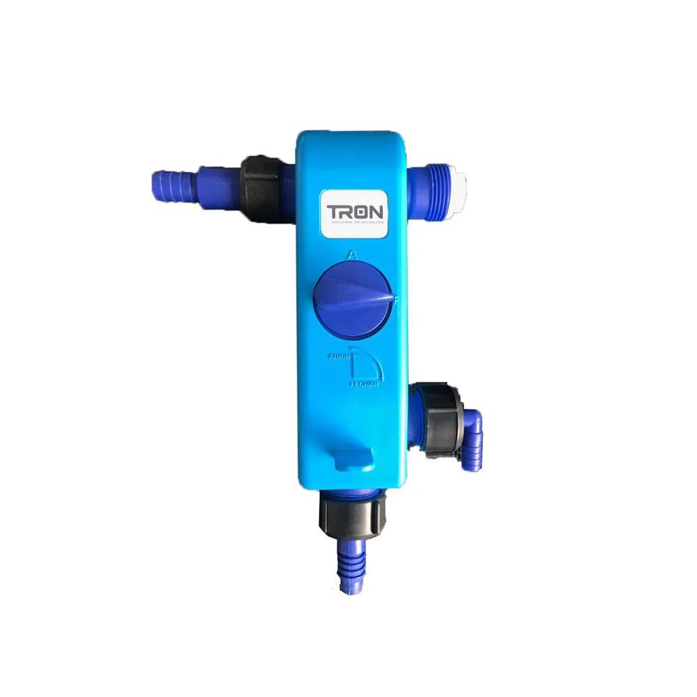 Imagem - Dosador Tron Totalmix | Cor: Azul/Branco cód: 10-0002