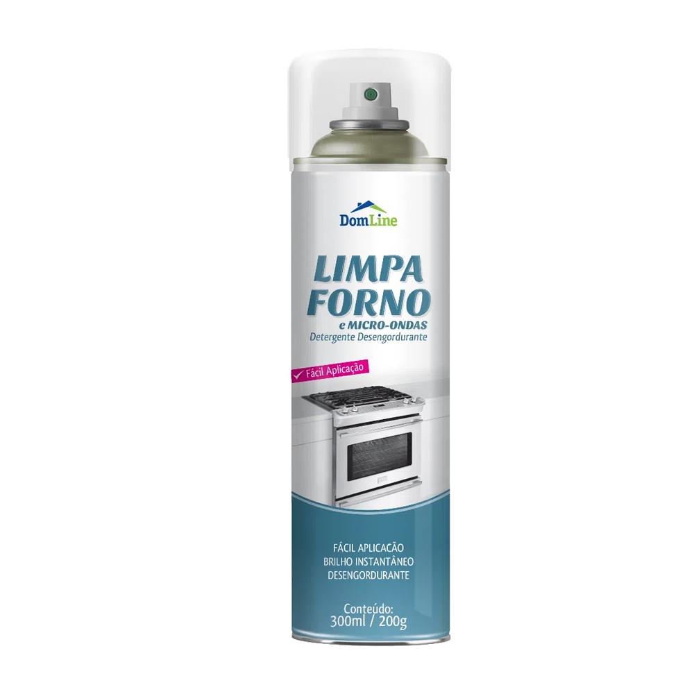 Imagem - Limpa Forno Dom Line cód: 18-0024