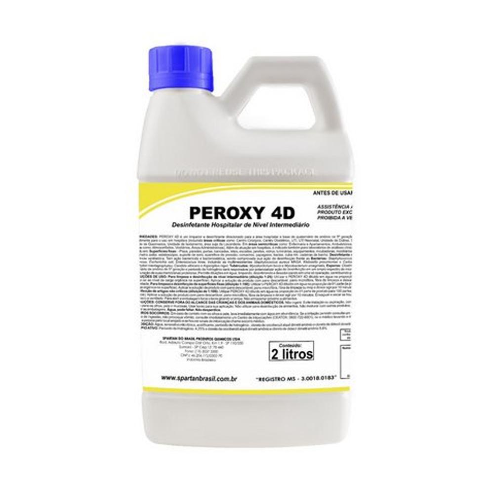 Imagem - Peroxy 4D 2L cód: 4-0002