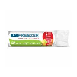 Imagem - BagFreezer Sacos para congelamento 20x33cm 100un. cód: 69