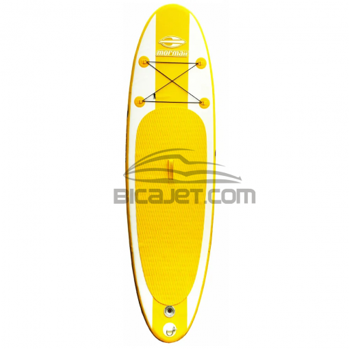 STANDUP PADDLE INFLAVEL MORMAII 10.0'' C/ QUILHAS E REMO