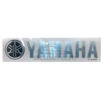 EMBLEMA LATERAL TRAZEIRO YAMAHA (CROMADO) FX 2013-2019 OEM