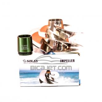 HELICE SEA DOO RXP-X SOLAS CONCORD 15/22R