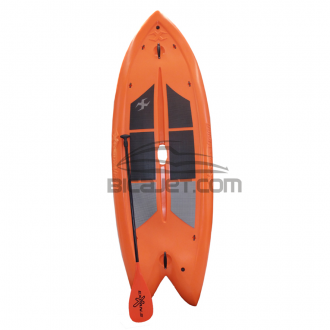 Imagem - STANDUP PADDLE XFLOAT C/ QUILHAS E REMO