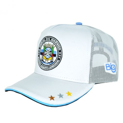 Boné Big Cap Trucker Geral do Grêmio