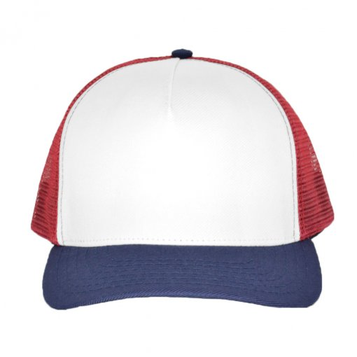 Boné Big Cap Trucker Liso