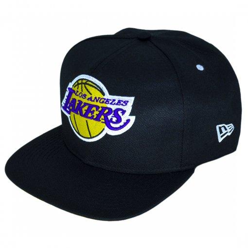 Boné New Era Aba reta Lakers