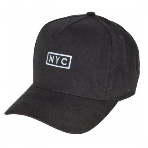 Boné NYC Suede