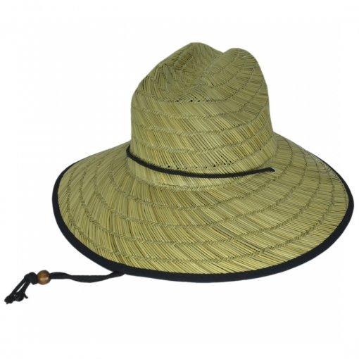 Chapéus de palha Lisos