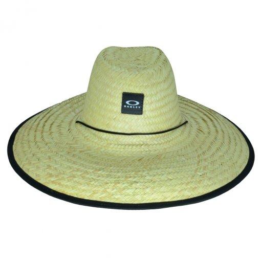 Chapéus de Palha Logo Frontal (Grande)