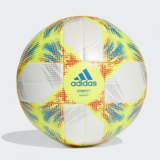 Imagem - Bola Adidas Conext19 Society + cód: DN8643