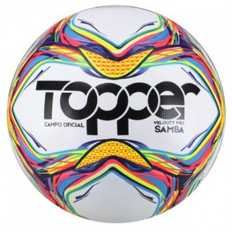 Imagem - Bola Topper Velocity Pro Samba - Campo cód: 53110001150