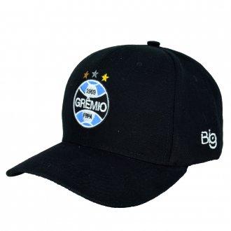 Imagem - Boné Big Cap Grêmio New Estruturado cód: 401
