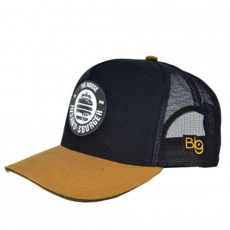 Imagem - Boné Big Cap Insanu's Burger cód: 587