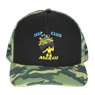 Imagem - Boné Big Cap Jeep Club Marau (EXPOSIÇÃO) cód: 427