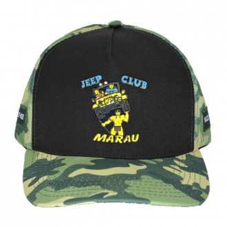 Imagem - Boné Big Cap Jeep Club Marau cód: 427