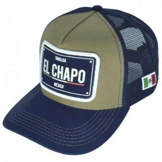 Imagem - Boné El Chapo  cód: 53110001226