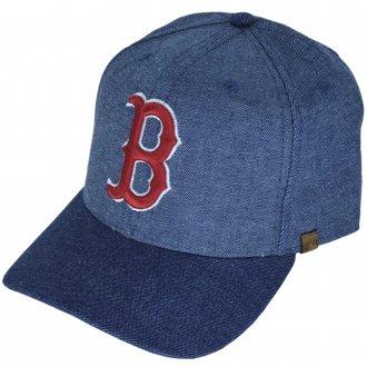 Imagem - Boné New Era Aba reta Boston cód: 796