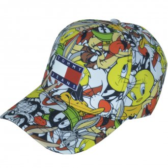 Imagem - Boné Tommy Hilfiger x Looney Tunes Bandeira cód: 53110001236