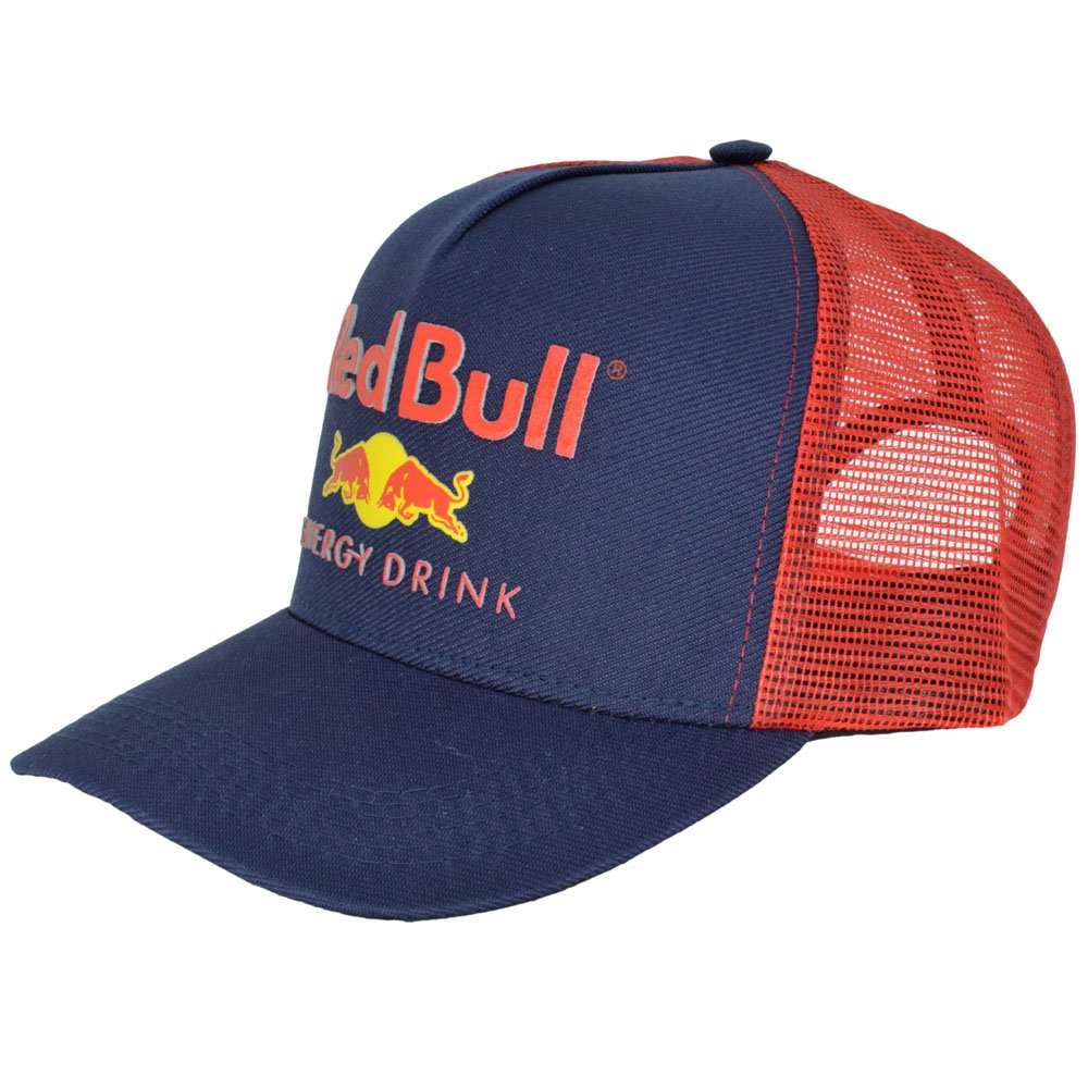 Boné Big Cap Red Bull Truck 3e984e5db7a