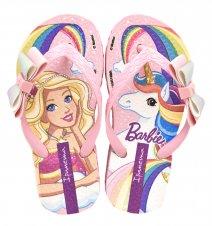 Imagem - Chinelo Infantil  Barbie 26213  cód: 053896