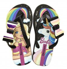 Chinelo Barbie 26213 Infantil cód: 053897