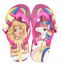 Chinelo Barbie 26213 Infantil cód: 053898