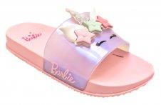 Imagem - Chinelo Infantil Barbie 21689  cód: 054842