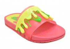 Imagem - Chinelo Infantil Slime Nickelodeon 22153 cód: 058147