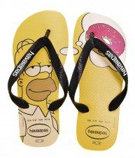 Imagem - Chinelo Masculino Havaianas Simpsons 4137889  cód: 057085