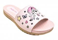 Imagem -  Tamanco Infantil Pink Cats V0163 cód: 055926