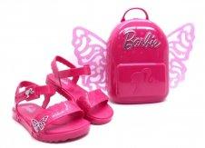 Imagem - Sandália Barbie Butterfly Infantil 22370 cód: 130076