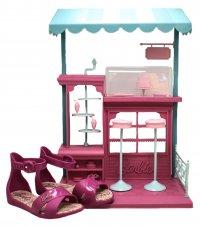 Imagem - Sandália Infantil Barbie 21921 cód: 054370