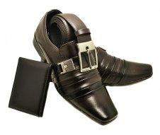 Imagem - Sapato Masculino Bertelli Kit 70019kit cód: 057277