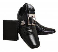 Imagem - Sapato Masculino Bertelli Kit 70019kit cód: 057276