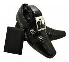 Imagem - Sapato Masculino Bertelli Kit 70076kit cód: 057278