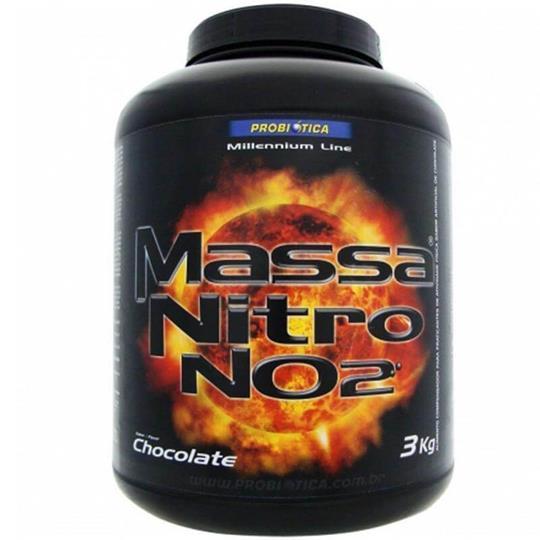 Massa Nitro (3000g) Probiótica-Baunilha